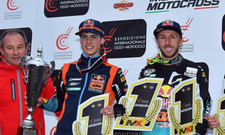 RED BULL KTM DOMINATE ITALIAN MOTOCROSS SERIES WITH CAIROLI AND PRADO 2019 TITLE WINNERS