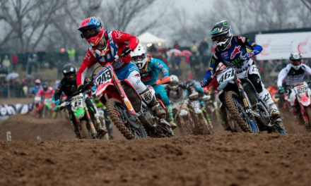 Gajser victory ends Italian Championship with a flourish