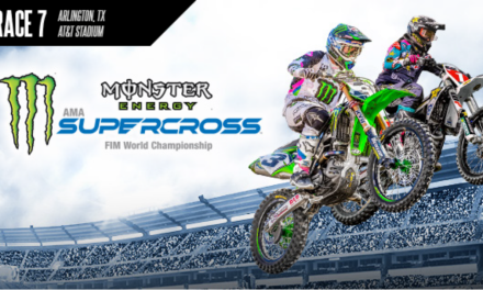 This Week In Supercross – Arlington, TX