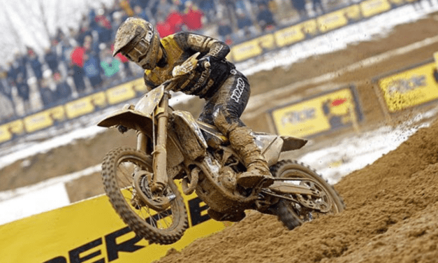 PROGRESS FOR HAARUP AT ROUND TWO OF INTERNAZIONALI D'ITALIA MX