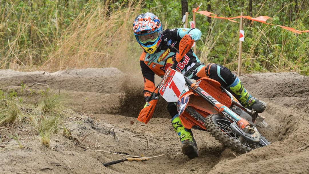 AMSOIL GNCC Racing Heads to Florida for Moose Racing Wild Boar GNCC