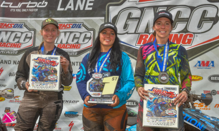 Moose Racing Wild Boar GNCC Women's Race Report