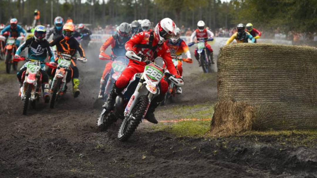 BETA FINISHES ON TWO PODIUMS AT  ROUND 1 OF THE GNCC SERIES