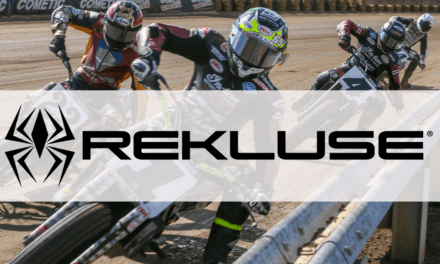 American Flat Track and Rekluse Renew Partnership for 2019