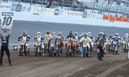American Flat Track Gears Up for Hugely Anticipated DAYTONA TT Season Opener