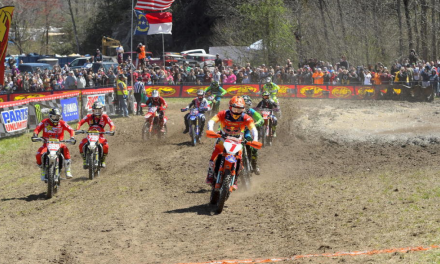 Thad Duvall Victorious at FMF Steele Creek GNCC