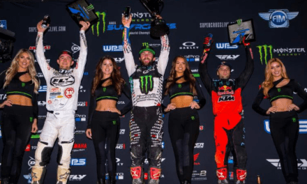 Eli Tomac Earns Fourth Win of The Season Shifting 450SX Class Point Standings