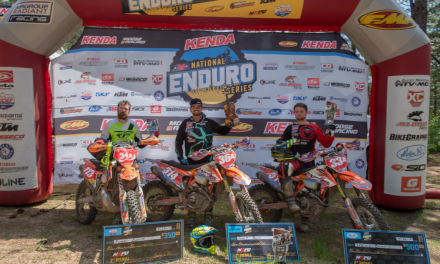 GRANT BAYLOR LEADS KTM PODIUM SWEEP AT CAJUN CLASSIC NATIONAL ENDURO