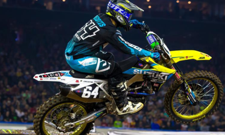 TOP-5 FOR DECOTIS AND SUZUKI AT HOUSTON SX