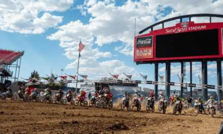 Supercross Futures Eight Race Series Culminates Amidst the Backdrop of Championship Weekend in Las Vegas