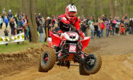 PHOENIX HONDA RACING TEAM OVERCOMES TOUGH CONDITIONS AT IRONMAN MX