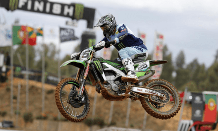 CLEMENT DESALLE FOURTH IN PORTUGAL