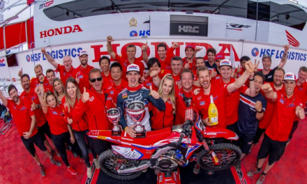 Victorious Gajser makes it two MXGP overalls in a row