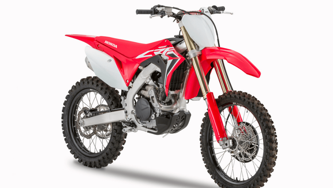 Honda Announces 2020 Dirt Bikes