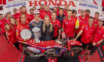 Victory for Gajser at the MXGP of Portugal