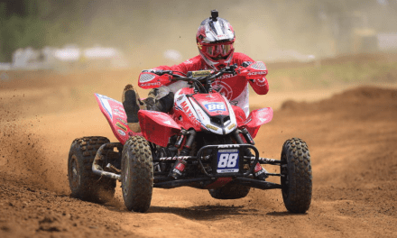 Joel Hetrick Looks to Earn Muddy Creek ATVMX National Win