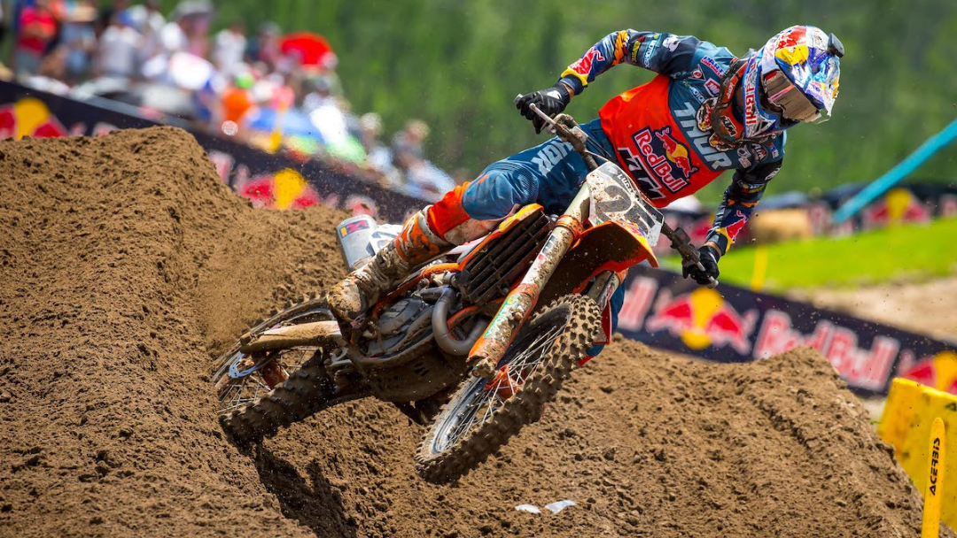 Musquin Captures First Victory of  Lucas Oil Pro Motocross Championship Season in Florida