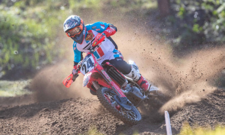 METCALFE RETURNS TO THE PODIUM AT ROUND 6 OF THE MX NATIONALS
