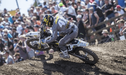 THOMAS KJER OLSEN & PAULS JONASS FINISH FOURTH OVERALL AT MXGP OF GERMANY