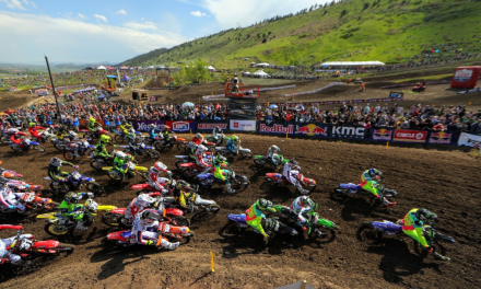 Roczen Prevails for Second Lucas Oil Pro Motocross  Championship Victory of the Season at Thunder Valley