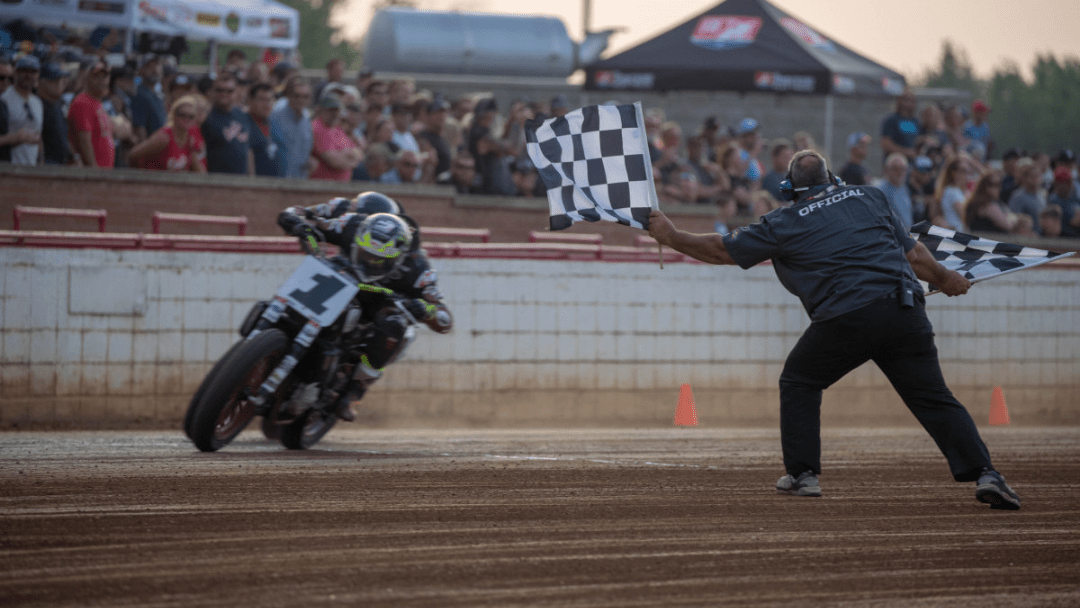 Mees Outlasts Bauman to Stay Perfect at The Red Mile Header