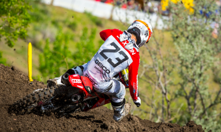 Geico Honda – Thunder Valley Race Report