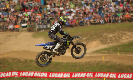 Monster Energy Star Yamaha Racing's Dylan Ferrandis Narrowly Misses Overall Podium at High Point