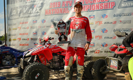 Phoenix Racing Honda's Joel Hetrick Remains the King of Unadilla