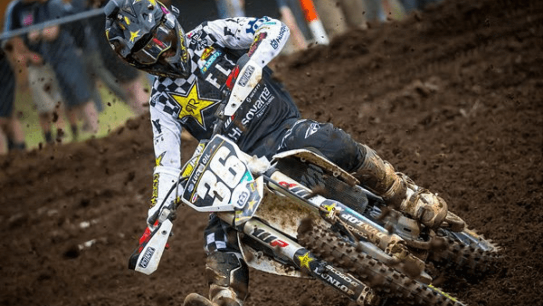 TOP-FIVE FINISHES FOR THE ROCKSTAR ENERGY HUSQVARNA FACTORY RACING TEAM AT THE WASHOUGAL NATIONAL
