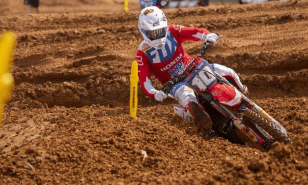 Seventh overall at the MXGP of Indonesia for returning Vlaanderen