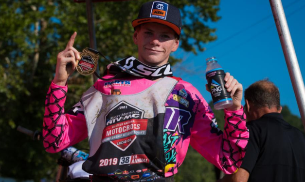 Wednesday Race Report: Rocky Mountain ATV/MC AMA Amateur National Motocross Championship, presented by Lucas Oil
