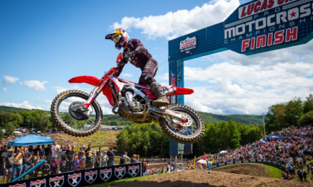 Roczen Dominates On a Memorable Weekend at Unadilla