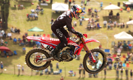 Roczen Dominant at Unadilla to Take his Third Lucas Oil Pro Motocross Championship Win of the Season