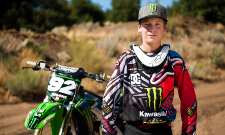 MONSTER ENERGY® KAWASAKI RACE TEAM ANNOUNCES 2020 KX™450 ROSTER