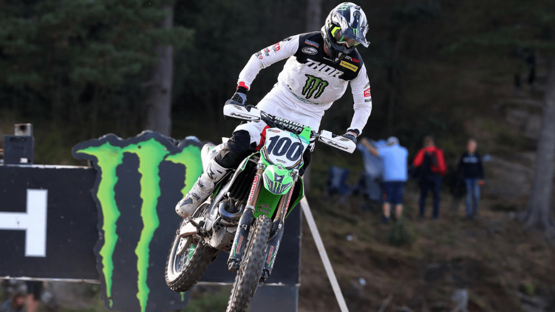 TOMMY SEARLE NINTH IN SWEDEN
