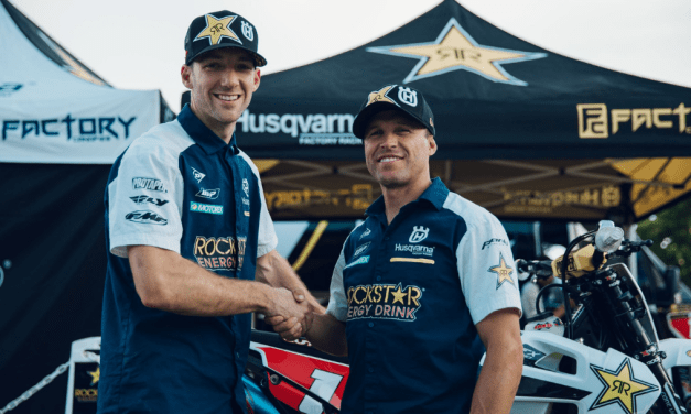 ROCKSTAR ENERGY HUSQVARNA FACTORY RACING EXTEND CONTRACT WITH COLTON HAAKER