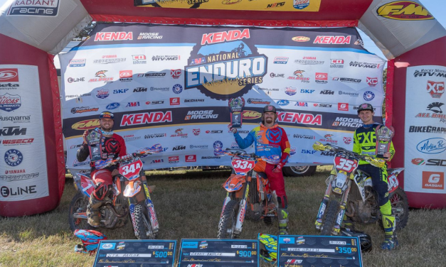GRANT BAYLOR WINS ZINK RANCH NATIONAL ENDURO