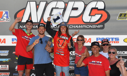 Tarah Gieger Lands NGPC Pro Women Crown