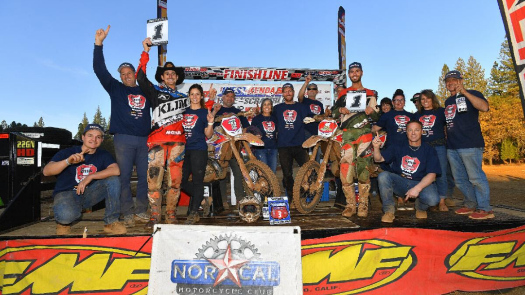 BETA FACTORY RIDERS CLAIM TWO CHAMPIONSHIP TITLES  AT THE  FINAL ROUND OF THE WEST HARE SCRAMBLE SERIES!