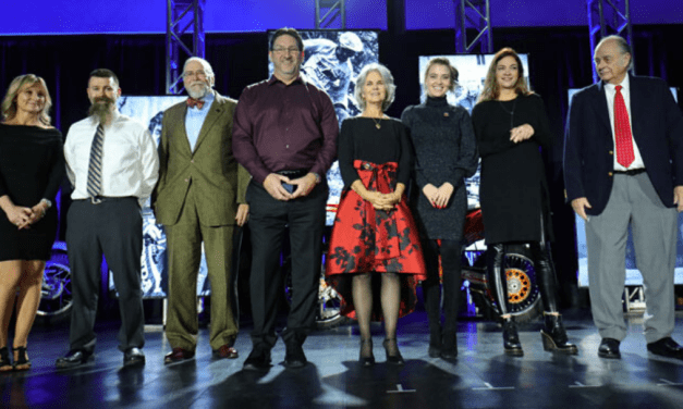 2019 KTM AMA Motorcycle Hall of Fame Induction Ceremony honors five inductees