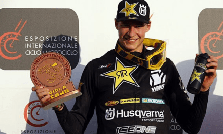 ARMINAS JASIKONIS THIRD IN INTERNAZIONALI D'ITALIA MX ROUND ONE SUPERCAMPIONE FINAL