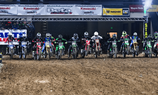 Contingency Money Available for Kicker Arenacross Series Racers