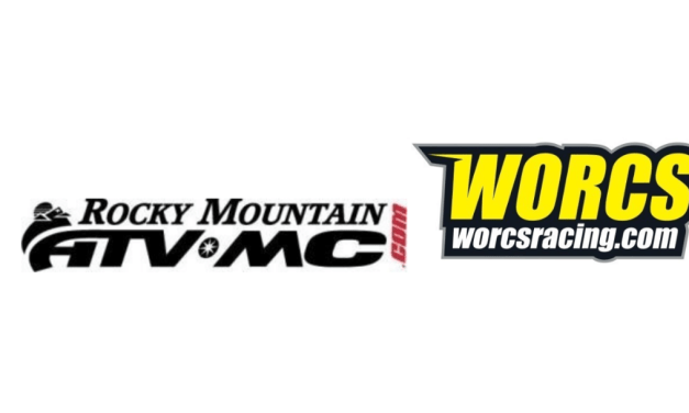 Rocky Mountain ATV/MC Continues Title Sponsorship of WORCS Through 2020