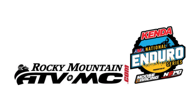 Rocky Mountain ATV/MC Renews Sponsorship of the National Enduro Series for 2020