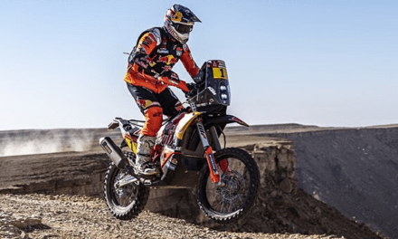 TOBY PRICE RUNNER-UP ON LONG AND DEMANDING DAKAR RALLY STAGE NINE