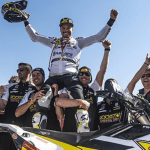 QUINTANILLA AND HUSQVARNA CLAIM RUNNER-UP FINISH AT DAKAR 2020
