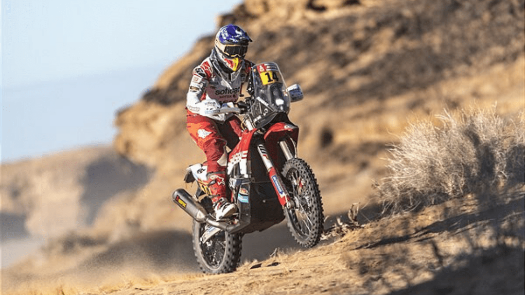 LAIA SANZ FINISHES 26TH ON DAKAR STAGE FIVE