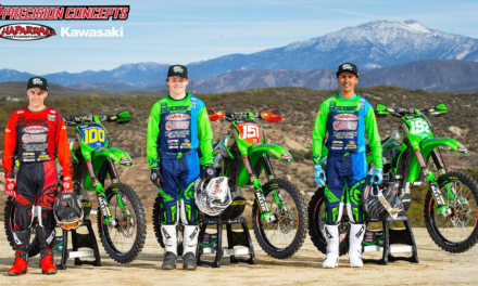 Precision Concepts Race Team 2020 Rider Lineup