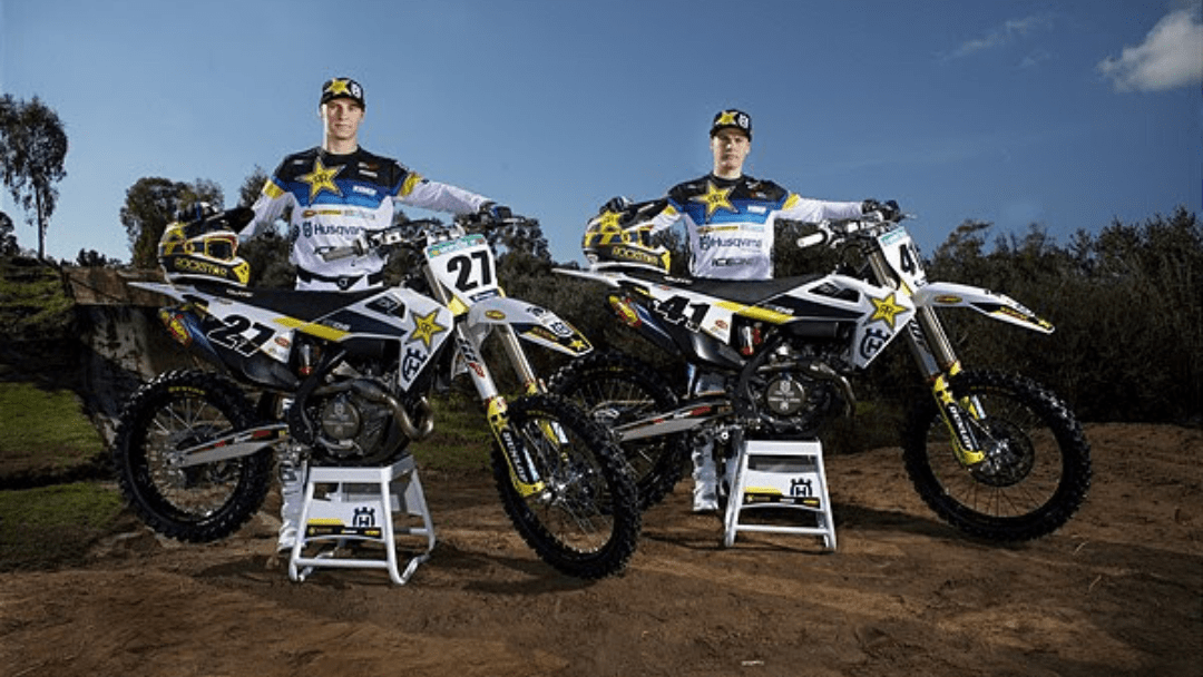 ROCKSTAR ENERGY HUSQVARNA SET FOR 2020 MXGP SEASON START