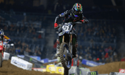 Barcia Battles to Fifth-Place Finish, Plessinger Takes Top 10 at Petco Park
